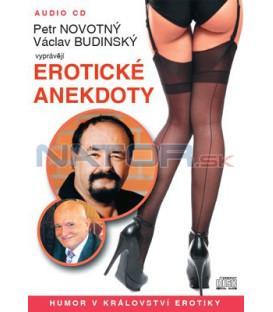 Humorné CD - kolekce 3 CD - Od ucha k uchu, Erotické anekdoty, Všechnopartička