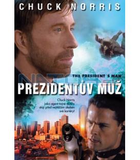 Chuck Norris - kolekce 3 DVD - Prezidentův muž, Prezidentův muž 2: Ground Zero, Loganova válka: čest zavazuje