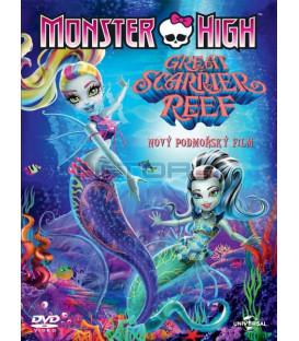 Monster High: Velký podmořský film (Monster High: Great Scarrier Reef) DVD
