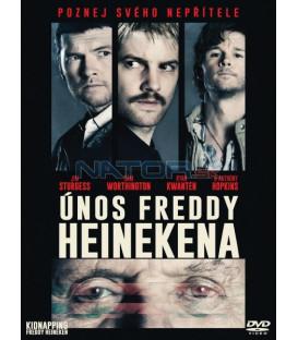 Únos Freddy Heinekena (De Heineken ontvoering) DVD