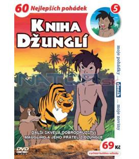 Kniha džunglí 2 - kolekce 4 DVD