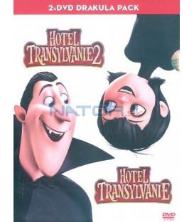 HOTEL TRANSYLVÁNIE 1 + 2 KOLEKCE - 2 DVD
