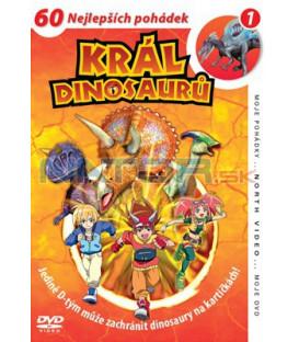 Král dinosaurů 1- kolekce 5 DVD (1-5)