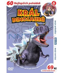 Král dinosaurů 2 - kolekce 5 DVD (6-10)