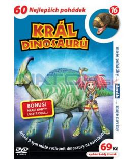 Král dinosaurů 4 - kolekce 5 DVD (16-20)