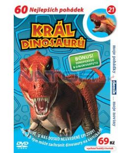 Král dinosaurů 5 - kolekce 5 DVD (21-25)