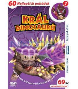 Král dinosaurů 3 - kolekce 3 DVD (7-9)