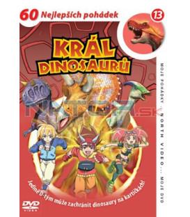Král dinosaurů 5 - kolekce 3DVD (13-15)