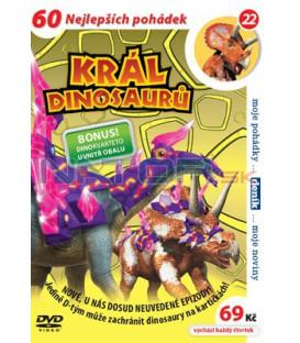 Král dinosaurů 8 - kolekce 3 DVD (22-24)