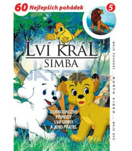 Lví král Simba 2 - kolekce 4 DVD (5-8)