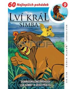 Lví král Simba 3 - kolekce 4 DVD (9-12)