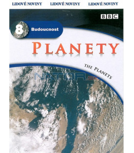 Planety 8 - Budoucnost (The Planets) DVD