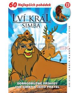 Lví král Simba 4 - kolekce 4 DVD (13-16)