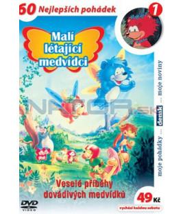 Malí létající medvídci 1 - kolekce 3 DVD
