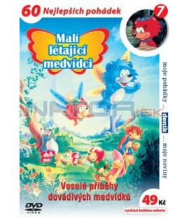 Malí létající medvídci 3 - kolekce 3 DVD