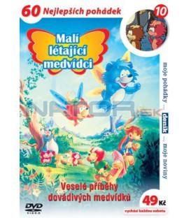 Malí létající medvídci 4 - kolekce 3 DVD