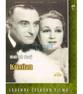 Oldřich Nový 1 - kolekce 3 DVD - Dívka v modrém, Kristian, Přítelkyně pana ministra
