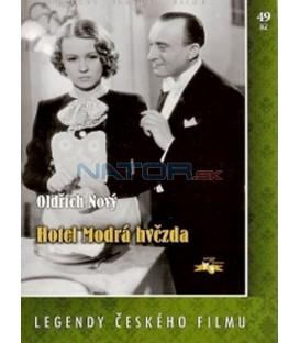 Oldřich Nový 2 - kolekce 3 DVD - Roztomilý člověk, Hotel Modrá hvězda, Valentin Dobrotivý