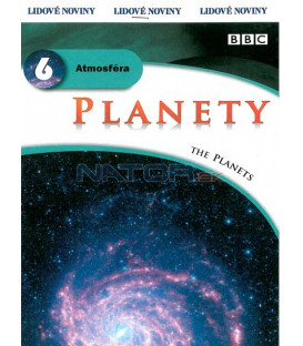 Planety 6 - Atmosféra (The Planets) DVD