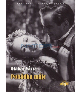 Otakar Vávra 2 - kolekce 3 DVD - Filosofská historie, Cech panen kutnohorských, Pohádka máje
