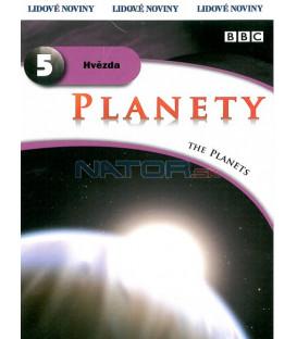 Planety 5 - Hvězda (The Planets) DVD
