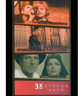 Kolekcia: Štefan Uher 3 x film DVD