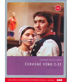 Červené víno I. - II. DVD