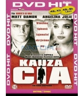 Kauza CIA (The Good Shepherd) DVD