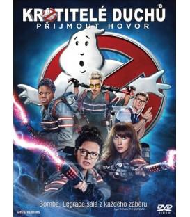 Krotitelé duchů 3 (Ghostbusters 3 - 2016) DVD