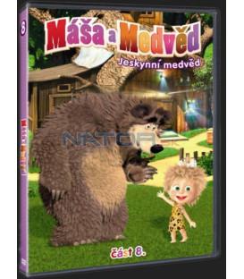 Máša a Medveď 8 - JESKYNNÍ MEDVĚD DVD