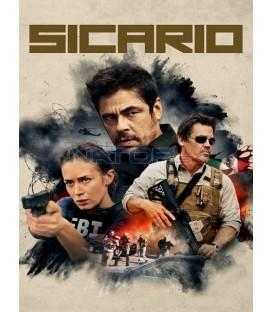 Sicario - Nájemný vrah  Blu-ray STEELBOOK