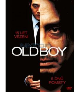 Old Boy (Oldeuboi) DVD