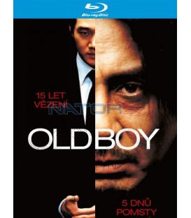 Old Boy (Oldeuboi) Blu-ray