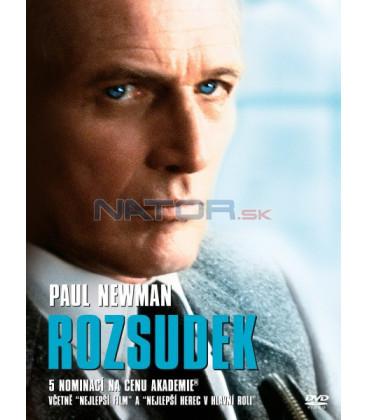 Rozsudek (The Verdict) DVD