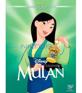Legenda o Mulan S.E. (Mulan) - Edice Disney klasické pohádky č.25