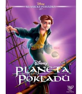 Planeta pokladů (Treasure Planet) - Edice Disney klasické pohádky č.27