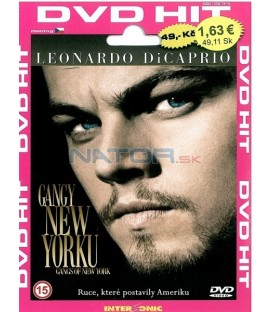 Gangy New Yorku (Gangs of New York) DVD