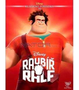 Raubíř Ralf / Ralph Rozbi-to (Wreck-it Ralph) - Edice Disney klasické pohádky č.30