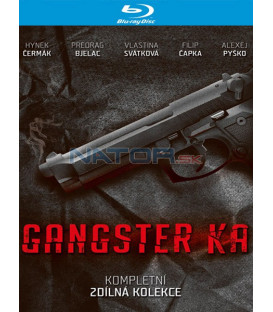 Gangster Ka Kolekce 1.-2. (2Blu-ray)