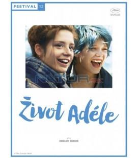 Život Adéle (Blue is the Warmest Color) DVD