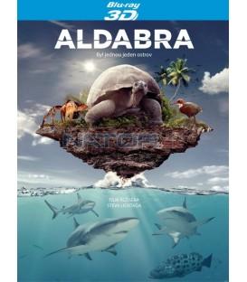 Aldabra: Byl jednou jeden ostrov - Blu-ray 3D
