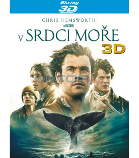 V srdci moře (In the Heart of the Sea) Blu-ray 2BD 3D+2D