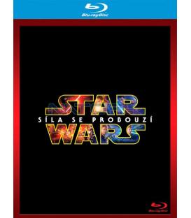 Star Wars: Síla se probouzí Limitovaná edice Darkside (Star Wars: Force Awakens) 2Blu-ray
