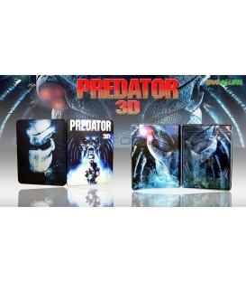PREDATOR  Blu-ray 3D + 2D STEELBOOK