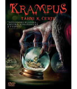 Krampus: Táhni k čertu (Krampus) DVD