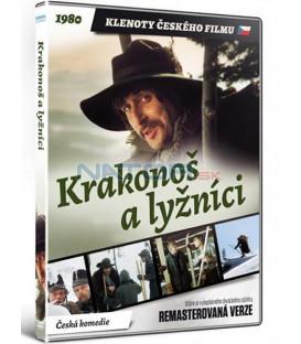 Krakonoš a lyžníci  (Remasterovaná verze) - DVD