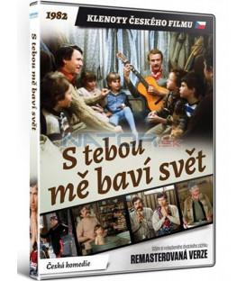 S tebou mě baví svět (Remasterovaná verze) - DVD