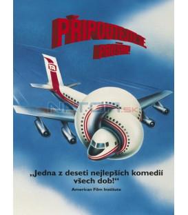 Připoutejte se, prosím! (Airplane!) DVD