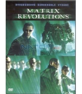 MATRIX Revolutions 2DVD