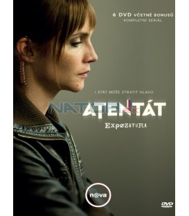 ATENTÁT - EXPOZITURA - 6 DVD